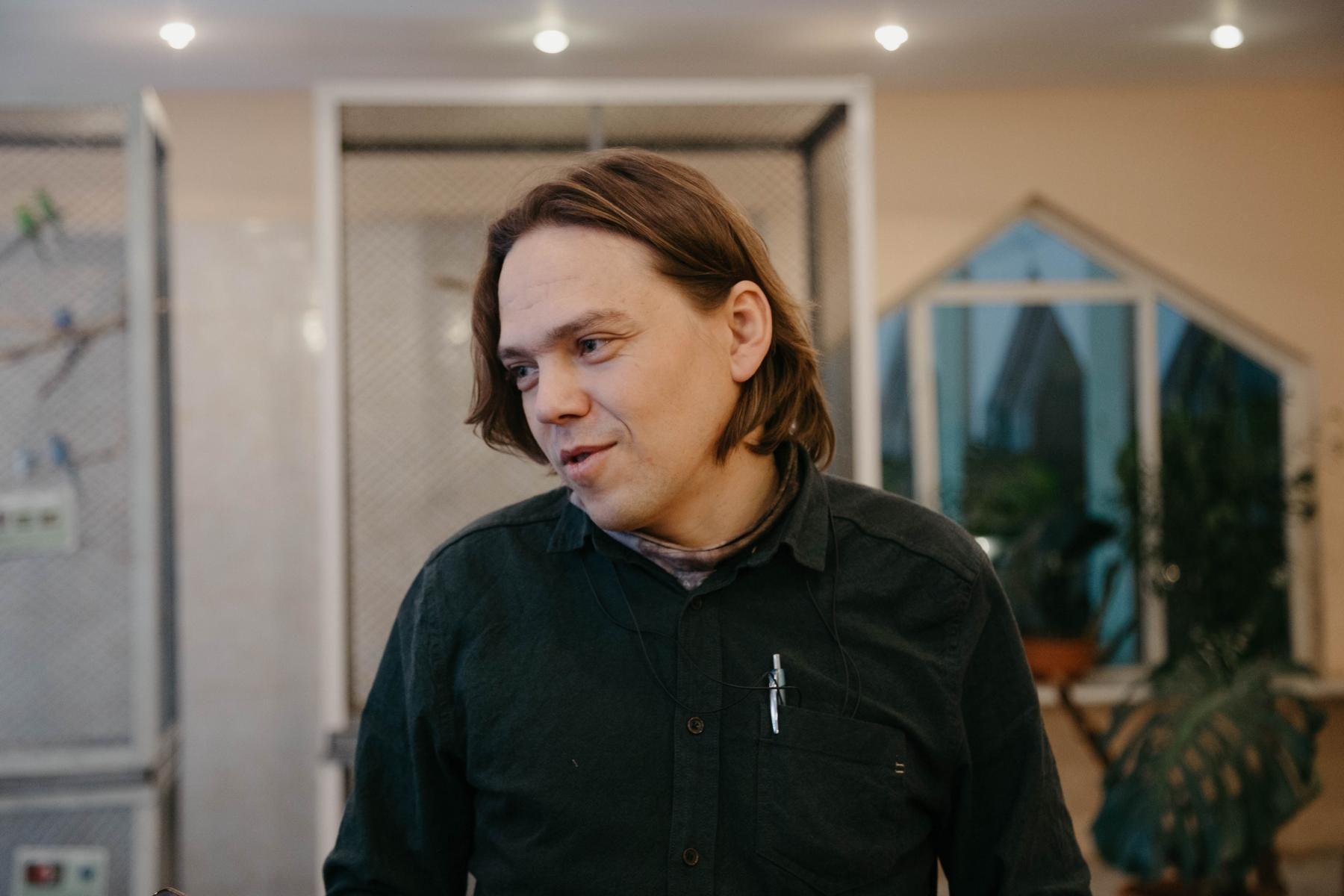 Научный сотрудник НПЦ по биоресурсам НАН Беларуси, хироптеролог Алексей Шпак.
